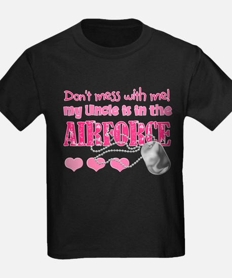 Don't Mess with Me (Air Force T