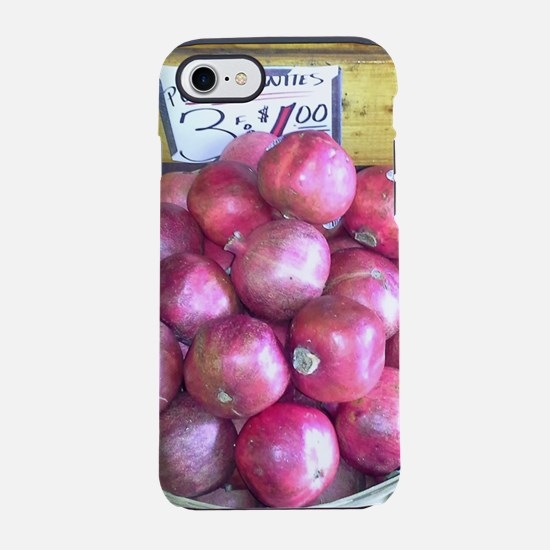 Perfectly Pomegranate iPhone 7 Tough Case