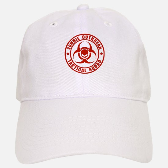Zombie Outbreak Technical Squad Baseball Baseball Cap