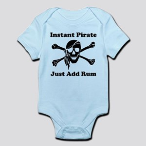 Instant Pirate Infant Bodysuit