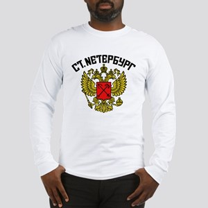 Saint Petersburg Long Sleeve T-Shirt
