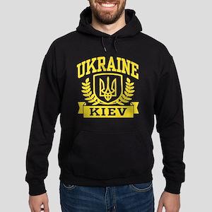 Ukraine Kiev Hoodie (dark)