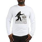 Gone Squatchin Long Sleeve T-Shirt