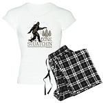Gone Squatchin Women's Light Pajamas