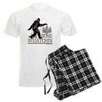 Gone Squatchin Men's Light Pajamas