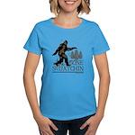 Gone Squatchin Women's Dark T-Shirt