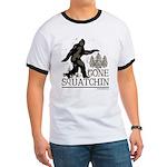 Gone Squatchin Ringer T