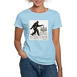 Gone Squatchin Women's Light T-Shirt