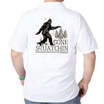 Gone Squatchin Golf Shirt