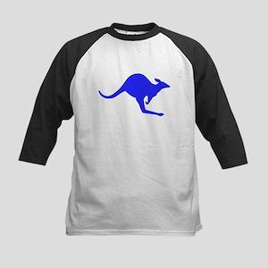 Hopping Kangaroo Kids Baseball Jersey