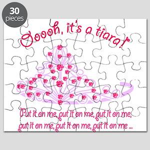 It's a tiara! Puzzle