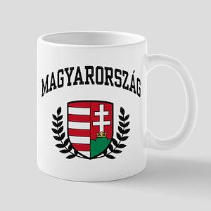 Magyarorszag Mug