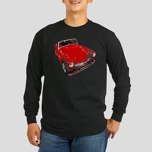 MG Cars Long Sleeve Dark T-Shirt
