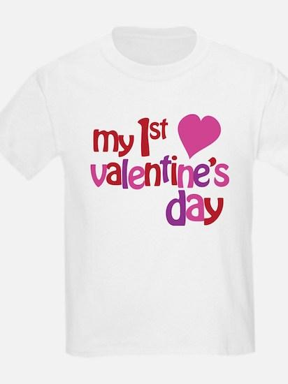 My 1st Valentine's Day T-Shirt