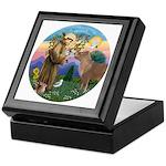 StFrancis-Pony Keepsake Box