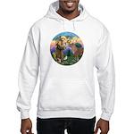 StFrancis-Pony Hooded Sweatshirt