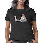 Nerd Baby Women's Classic T-Shirt