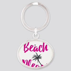 Beach Please Keychains