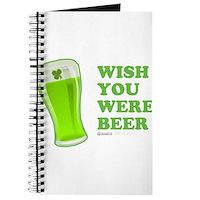 Wish You Were Beer Journal