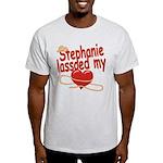 Stephanie Lassoed My Heart Light T-Shirt