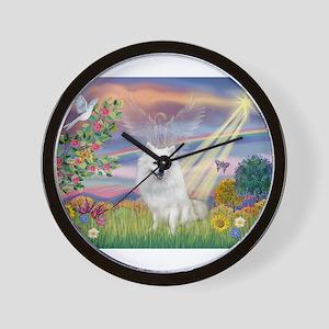 Cloud Angel / Eskimo Wall Clock