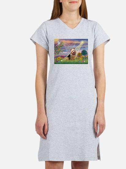 CLOUD ANGEL / AUSTER Women's Nightshirt