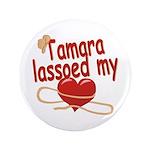 Tamara Lassoed My Heart 3.5