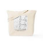 Darrell's Ass Tote Bag