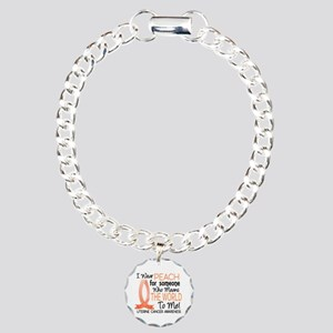 Means World To Me 1 Uterine Cancer Shirts Charm Br