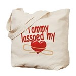Tammy Lassoed My Heart Tote Bag
