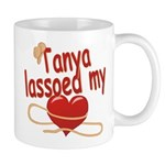 Tanya Lassoed My Heart Mug