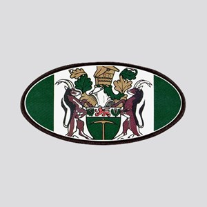 Rhodesia Flag Patches