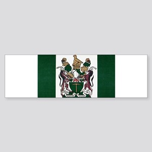Rhodesia Flag Sticker (Bumper)