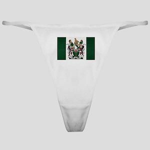 Rhodesia Flag Classic Thong