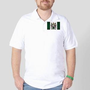 Rhodesia Flag Golf Shirt