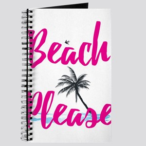 Beach Please Journal
