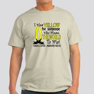 Means World To Me 1 Sarcoma Light T-Shirt