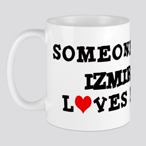 Someone in Izmir Mug