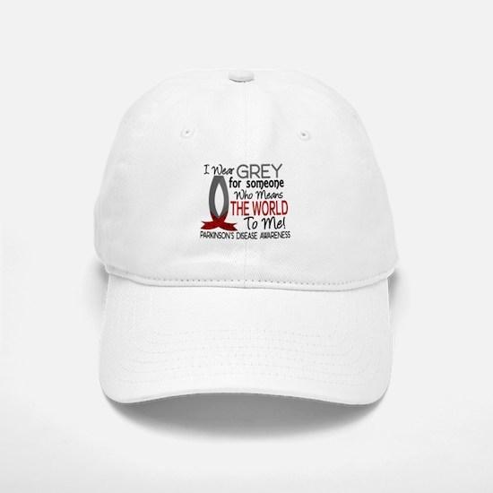 Means World To Me 1 Parkinson's Disease Shirts Baseball Baseball Cap