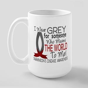 Means World To Me 1 Parkinson's Disease Shirts Lar