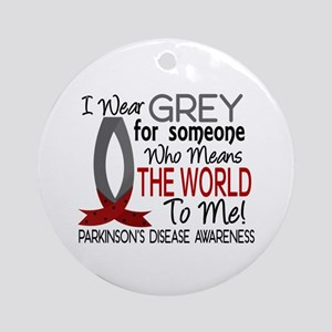Means World To Me 1 Parkinson's Disease Shirts Orn