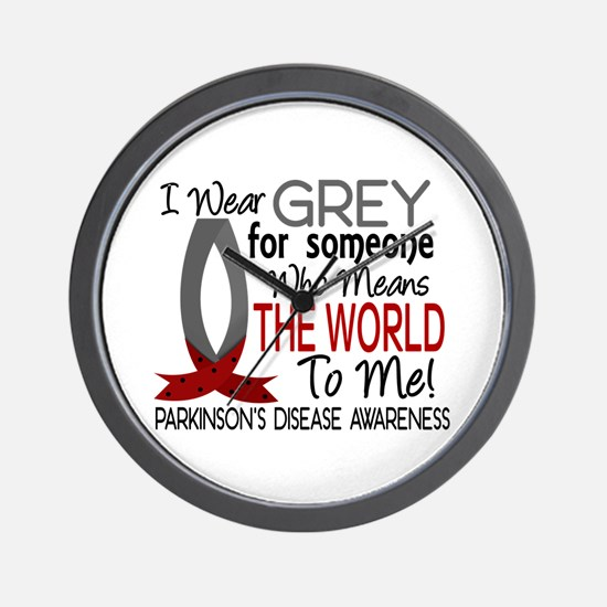 Means World To Me 1 Parkinson's Disease Shirts Wal