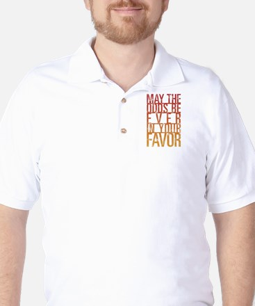 May The Odds Golf Shirt