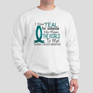 Means World To Me 1 Ovarian Cancer Shirts Sweatshi