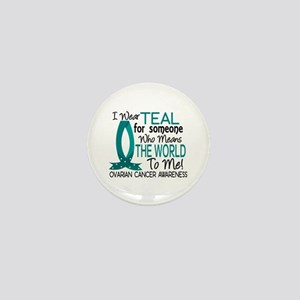 Means World To Me 1 Ovarian Cancer Shirts Mini But