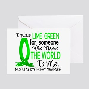 Means World To Me 1 Muscular Dystrophy Shirts Gree