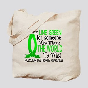 Means World To Me 1 Muscular Dystrophy Shirts Tote