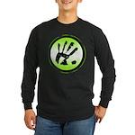 CON-TACT PARAGEAR® HAND Long Sleeve Dark T-Shirt