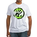 CON-TACT PARAGEAR® HAND Fitted T-Shirt