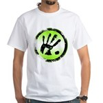 CON-TACT PARAGEAR® HAND White T-Shirt